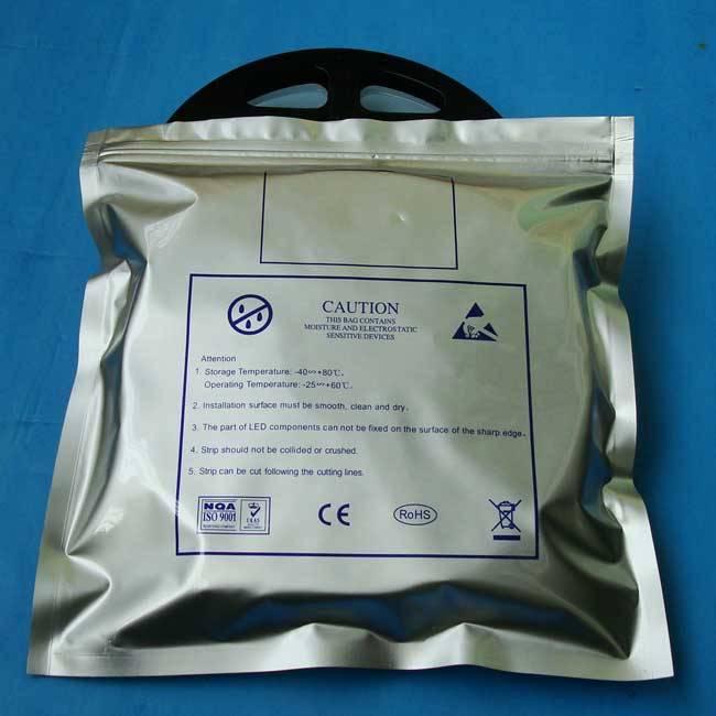纯铝箔袋和渡铝箔袋的区别